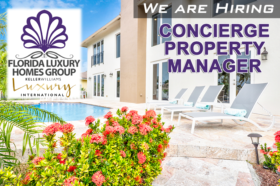 Concierge property manager